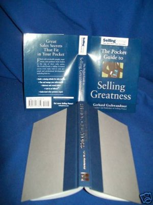 SELLING POWER-POCKET GUIDE TO SELLING GREATNESS-MARKETI