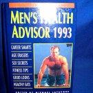 MEN'S HEALTH ADVISOR BOOK- EASY HEALTH & FITNESS TIPS