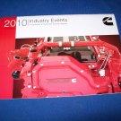 CUMMINS ENGINE & PARTS 2010 TRUCKING EVENTS CALENDAR