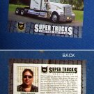CAT SCALE SUPER TRUCKS COLLECTOR CARD - LIMITED ED. SERIES 9 #15