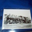 VINTAGE TRAIN ENGINE PHOTO - FRISCO 699 - 1946