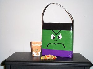 Frankie Lunch Tote