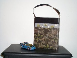 Camouflage Lunch Tote