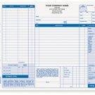 3-Part Auto Repair Form, Carbonless AROCC-667