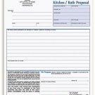 KBPCC-867: Kitchen / Bath Propsal 3 Pt QTY. 250