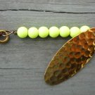 CHARTREUSE BEADSWING SPINNER