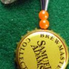 Novelty Fishing Lure - Samuel Adams Beer Cap Spinner