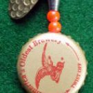 Novelty Fishing Lure - Yuengling Beer Cap Spinner