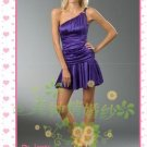 New sexy Prom/Ball/Evening WeddingDress Custom Size  voile&satin W002-103