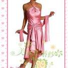 New sexy strapless Prom/Ball/Evening WeddingDress Custom Size  voile&satin W002-115