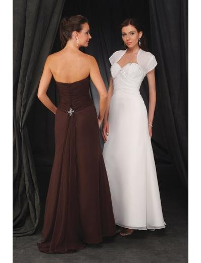A-Line Sweetheart Floor- Length Chiffon Mother of the Bride Dresses new Style(MWYN116)