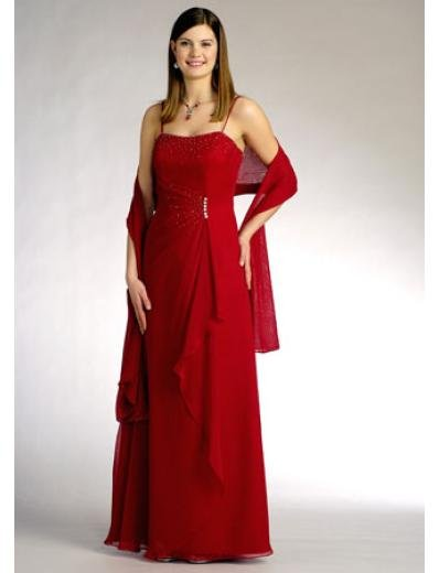 A-Line Strapless Floor- Length Chiffon Mother of the Bride Dresses new Style(MWYN103)