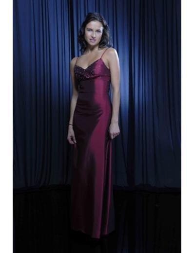 Column/Sheath Spaghetti Straps Floor Length Satin Mother of the Bride Dresses new style(MBD0074)
