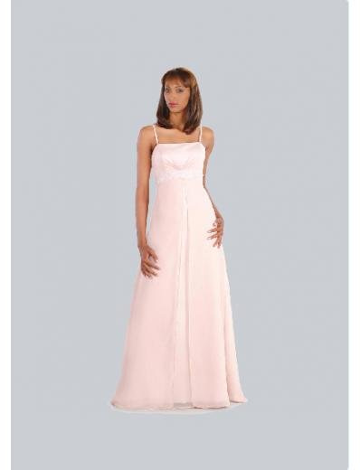 Empire Square Floor-length Chiffon Bridesmaid Dresses for brides new Style(BD0191)