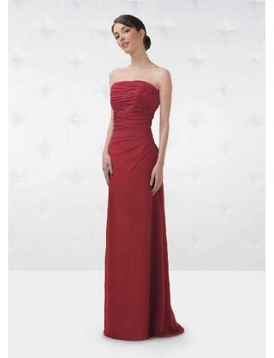 Column/Sheath Satin Floor Length Bridesmaid Dresses for brides new style(BD0219)