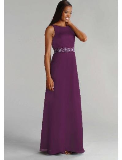 Column/Sheath jewel Floor-length train Satin Bridesmaid Dresses for brides new style(BD0214)