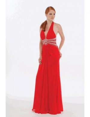 A-Line/Princess Halter Top Floor Length Satin Bridesmaid Dresses for brides new style(BMD0218)