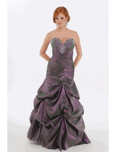 A-Line/Princess Sweetheart Floor Length Satin bridesmaid Dresses for brides new style(BMD0220)