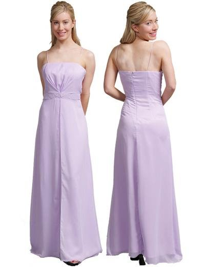Column/Sheath Spagetti Straps Floor-Length Taffeta Bridesmaid Dresses for brides new style(BMD0117)