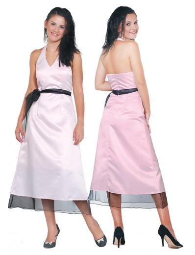 A-Line/Princess Halter Top Knee-Length Satin Bridesmaid Dresses for brides new style(BMD0118)