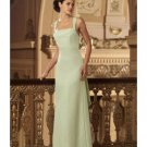 Column/Sheath Square Floor-Length Satin Bridesmaid dress for brides new Style(BMD0007)