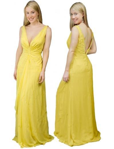 A-Line/Princess V-neck Sweep Length Satin Bridesmaid Dresses for brides new style(BMD0126)