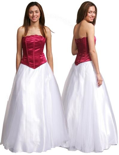 A-Line/Princess Strapless Sweep Train Satin Bridesmaid Dresses for brides new style(BMD0129)