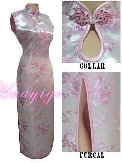 new beautiful chinese dress Cheong-Sam Women's clothing Evening dress S/M/L/XL/XXL/3XL/4XL #1