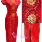 new wonderful chinese dress Cheong-Sam Women's clothing Evening dress S/M/L/XL/XXL/3XL #3