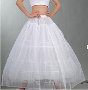 New Petticoat (more kinds of petticoat, buyer can choose )  for Wedding Aparel Bride Gowns #2