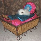 The Song Bird,  ***FREE SHIPPING!*** Pet Bed, Dog / Cat Bed