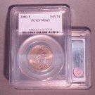 COINS: Sacagawea (PCGS MS63)