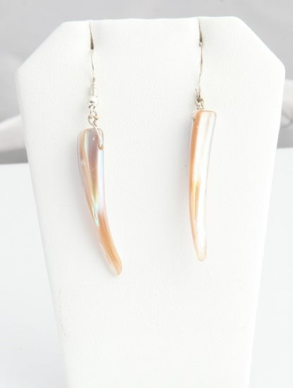 Exotic Mother of Pearl Earrings