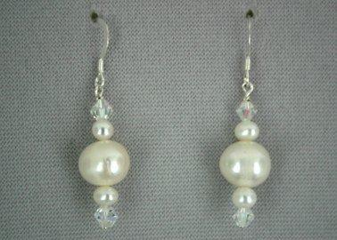 Pearl Earrings        ep3011