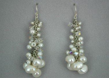 Pearl Earrings        ep3012
