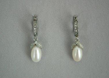 Pearl Earrings        ep3041
