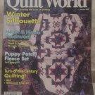 Quilt World Magazine January 2000