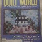 Quilt World Magazine February 1985
