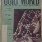 Quilt World Magazine August 1980