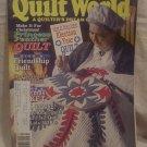 Quilt World Magazine December 1988