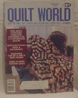 Quilt World Magazine February 1983