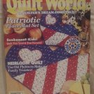 Quilt World Magazine July 1994
