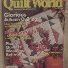 Quilt World Magazine September 2000