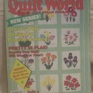 Quilt World Magazine May 1992