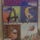 Lady's Circle Patchwork Quilts Magazine April 1998