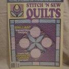 Stitch 'N Sew Quilts Magazine October 1990