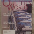 QUILTER'S WORLD MAGAZINE August 2004