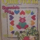 Quilt World Magazine March 1998