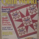 Quilt World Magazine July 2002