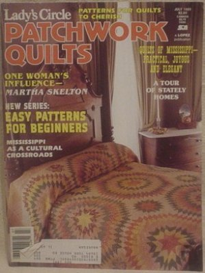 Patchwork Quilts July 1989